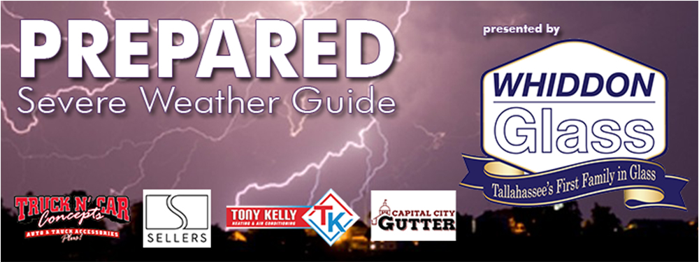 PREPARED Severe Weather Guide for the Tallahassee Metro Area